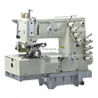 4-Needle Flatbed Double Chainstitch Sewing Machine (for shirt fronting)