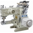 Direct Drive Feed on Type Interlock Sewing Machine with Auto-Trimmer