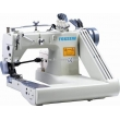 Three Needle Feed-off-the-Arm Sewing Machine (with External Puller)